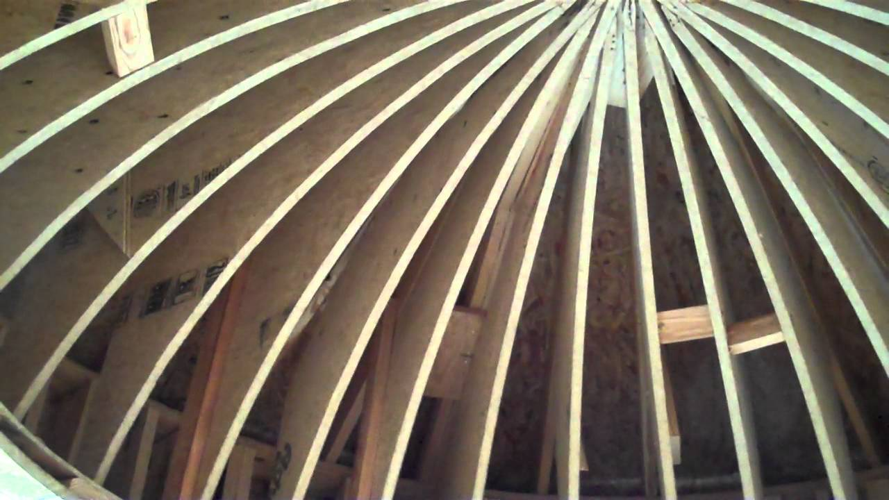 Masters Touch Custom Homes Design Trends Framing a Dome Ceiling  YouTube