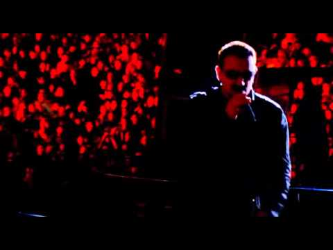 U2 - 360° Tour Live Rose Bowl -  # 6 Stuck In A Moment You Can´t Get Out Of . HQ