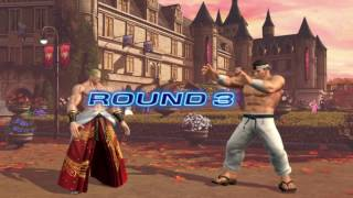 King of Fighters XIV Team Tournament R1-M2: TEAM GEESE vs. TEAM KYO