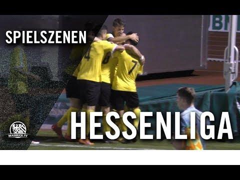 Spvgg. 03 Neu-Isenburg - SG Rot-Weiß Frankfurt (15. Spieltag, Hessenliga)