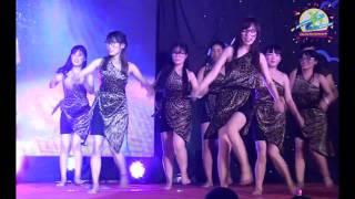 Nhảy Dân Vũ - ZUMBA   ĐỘI SVTN HUBT   TRÁI TIM TÌNH NGUYỆN 2016