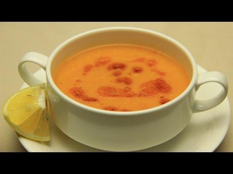 Rote Linsensuppe  Rezept nach Türkischer Art