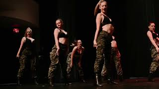 Army of Sass Abbotsford/Mission Spring 2018 Show Queen Bey