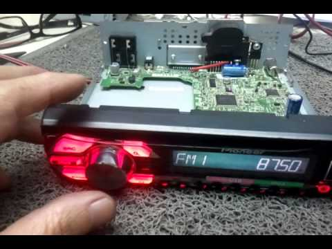 Pioneer Deh 2017 Wrx Wiring Diagram Amp Error Con Pal007 2550ui 04 11 2014 - Youtube
