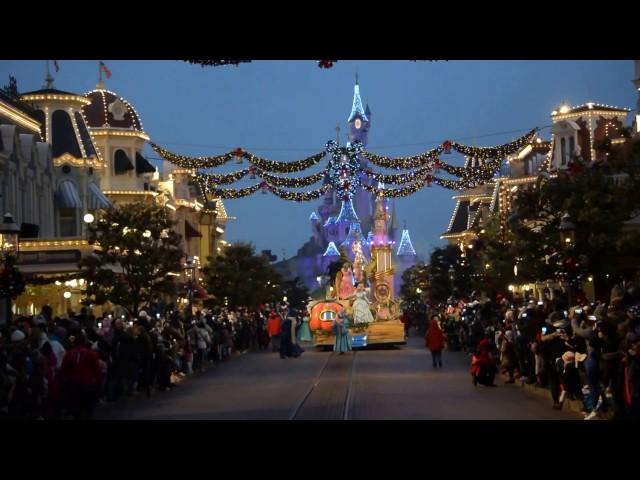 Disney Magic On Parade (Magic Everywhere) - Disneyland Paris - 2017 - HD