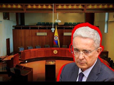 Los protagonistas de la indagatoria de Uribe en la Corte Suprema de Justicia