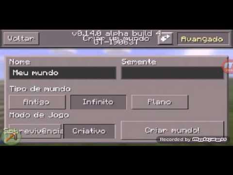 Minecraft PE 0.14.0 Seed de vila na jungle