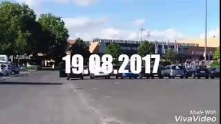 Frankfurt Lions vs. Adler Mannheim 19.08.2017