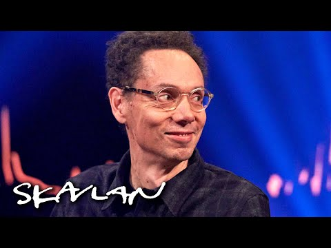 Malcolm Gladwell Explains Why He Avoids Face-to-face Job Interviews | SVT/TV 2/Skavlan