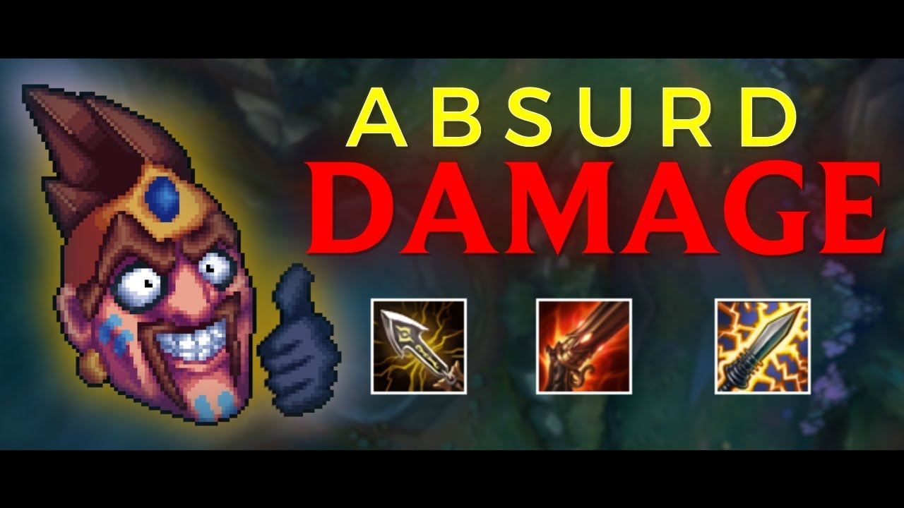 Draven Is Broken With This New Build Best Draven Build S9 Patch 9 3 Youtube