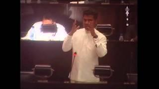 MP Nalinda Jayatissa on Addition of Public Servants' Allowances to Basic Salary.