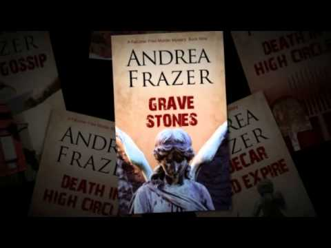 The Falconer Files Murder Mysteries by Andrea Frazer
