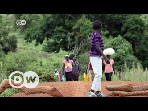 Refugee crisis tests Uganda's generosity | DW English