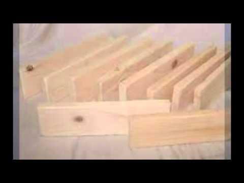 Wood Craft Plaques