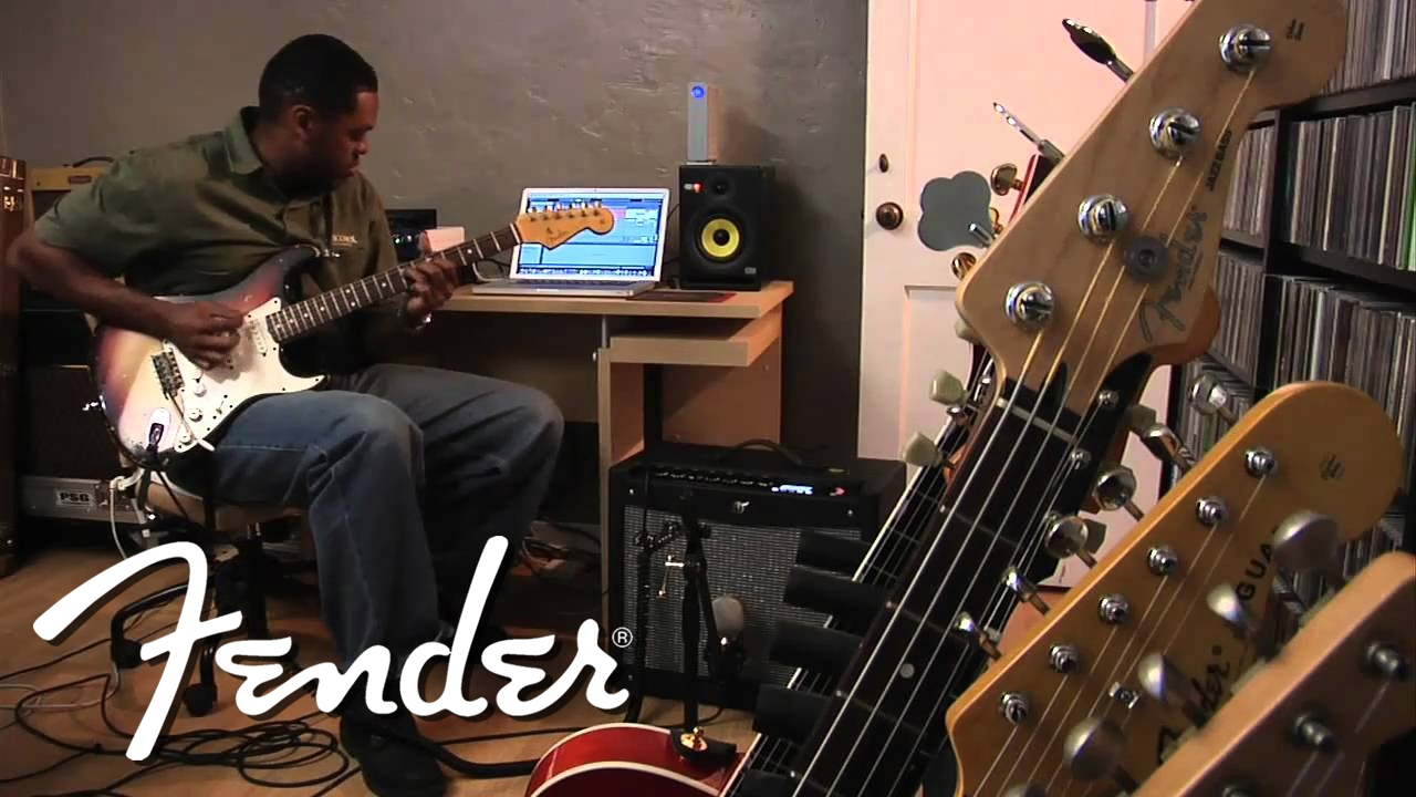 the all new fender mustang amplifier series iii v introduction fender youtube. Black Bedroom Furniture Sets. Home Design Ideas