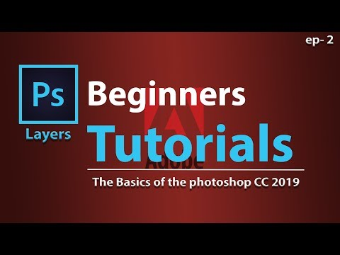 Layers in photoshop - adobe tutorial for the beginners - ep-2 thumbnail