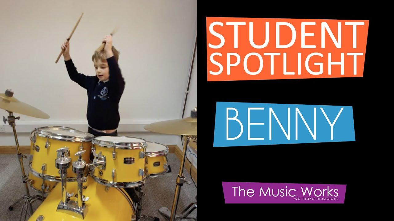 Student Spotlight - Benny