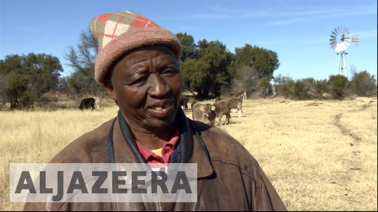 South Africa:  Farmers concerned over proposed land reform law.