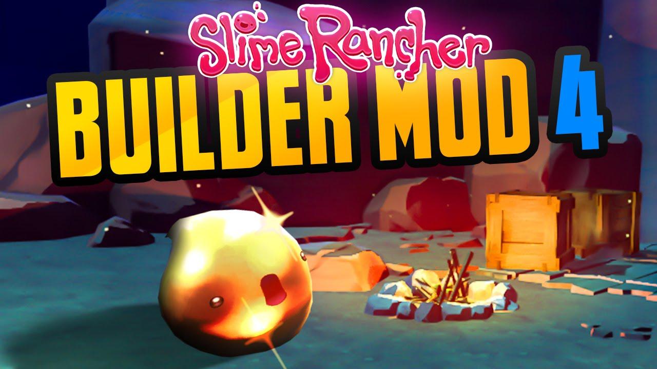Slime Rancher Cube Mod