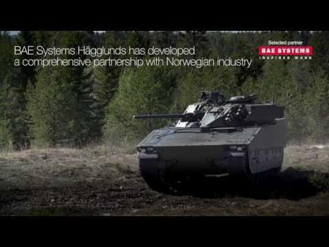 CV90 - BAE and TaMek cooperation