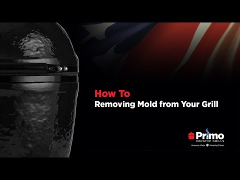 How To | Remove Mold and Mildew From the Grill (Cleaning Burn)