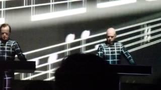 Kraftwerk, Spiegelsaal Live. Dusseldorf Kunstsammlung..