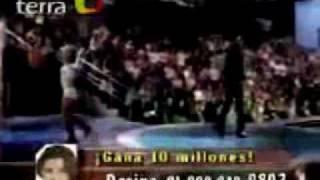 "David Bisbal ""Ave María"" Operacion Triunfo Mexico Gala 14 (10/11/2002): La Gran Final"