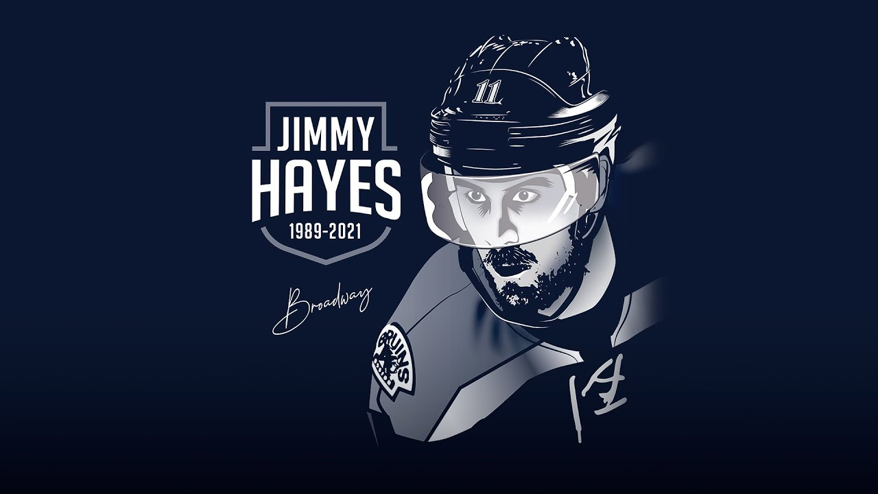Jimmy Hayes' family hopes sharing his story 'can save someone's ...