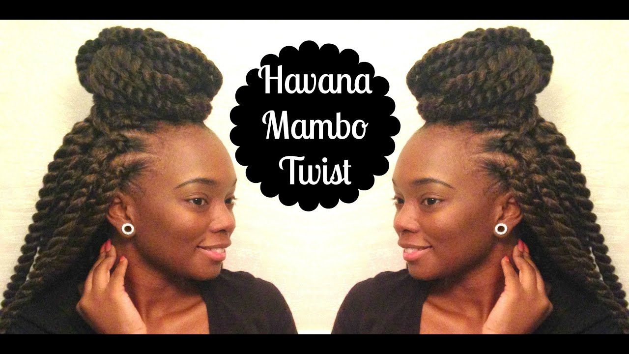 Havana Mambo Twist Crochet Detailed Tutorial Youtube