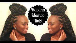 Havana Mambo Twist Crochet ( Detailed Tutorial )