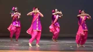 """Chittiyaan Kalaiyaan Song & Dance from movie """"ROY""""@ GCKA Onam 2015"""