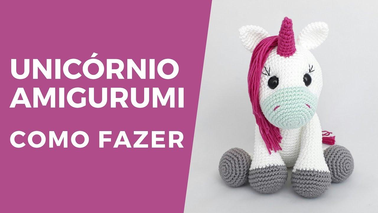 Unicornio❤ | Amigurumi unicornio, Amigurumis unicornio, Patrones ... | 720x1280