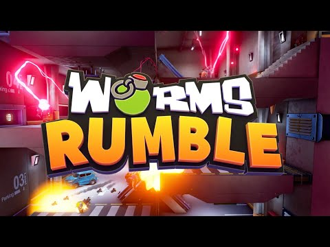 Worms Rumble - Battle Royale & New Arena Reveal Trailer
