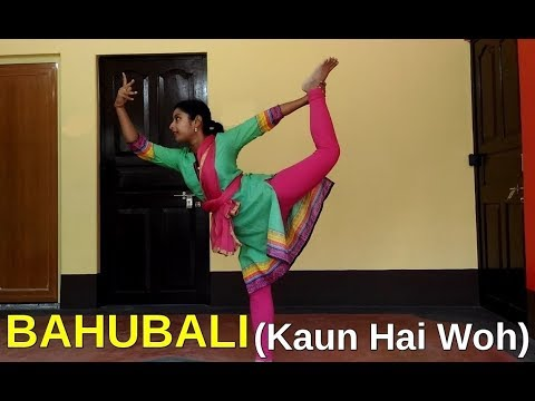Kaun hai woh - dance performance #Bahubali:TheBeginning #ShivaTandava