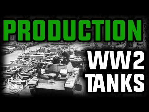 1. Production - WW2 Tanks : A Data Discovery