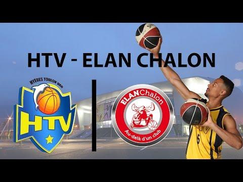 Résumé vidéo HTV - Elan Chalon