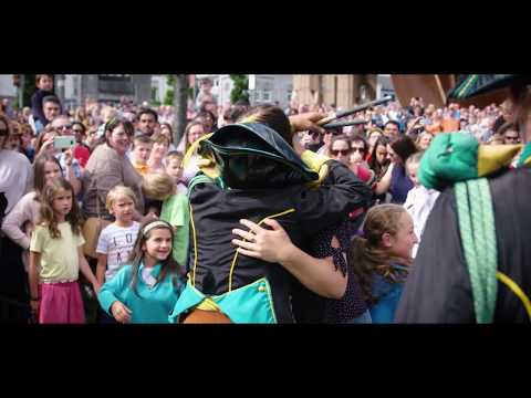 Galway International Arts Festival 2017 - The Highlights