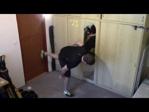 Workout after work - Day 75 - 30 day program - core and deep muscle