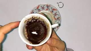Kahve Falı Nasıl Bakılır? Kahvedeki Şekillerin Anlamları