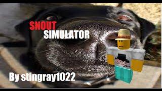 ROBLOX Machinima - Snout Simulator
