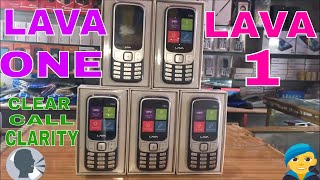Lava One Mobile unboxing in hindi