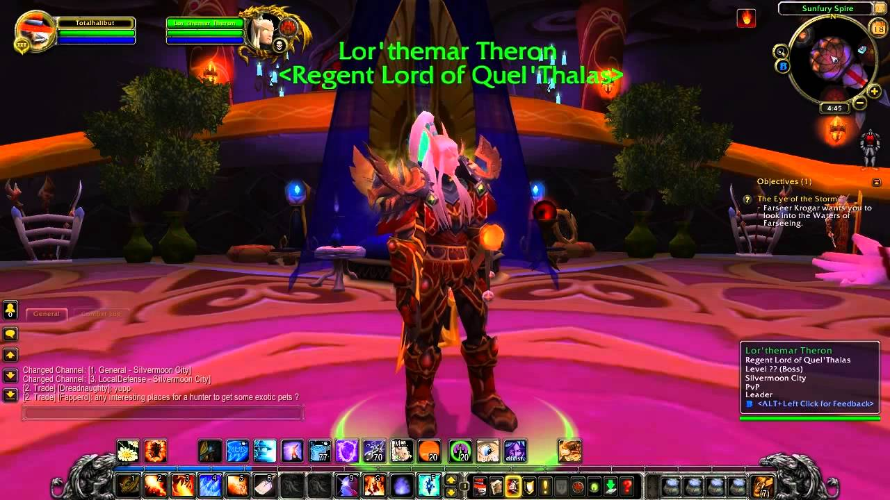 wow lor themar theron - photo #21
