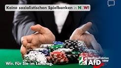 Sozialistische Spielbanken in NRW?