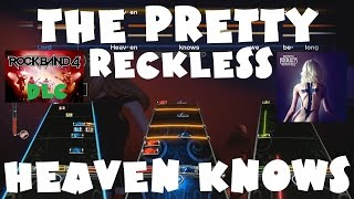 The Pretty Reckless - Heaven Knows - Rock Band 4 DLC Expert Full Band (April 27th, 2017)