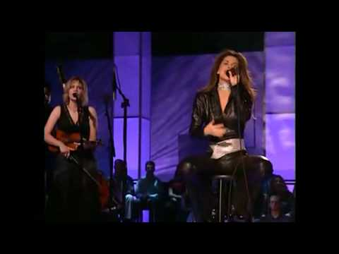 Shania Twain feat. Alison Krauss & Union Station - Forever and For Always_HD (HQ).mp4