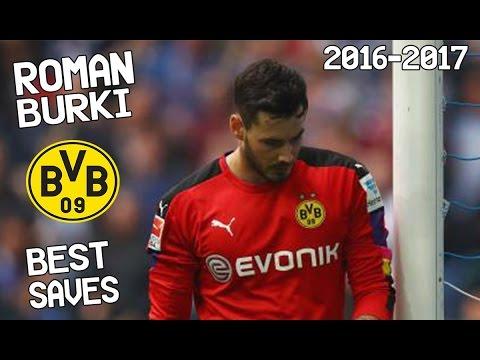 Roman Burki / Best Saves / Borussia Dortmund ! (2016-2017)