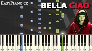 Bella Ciao (MIDI + synthesia tutorial + piano sheets)