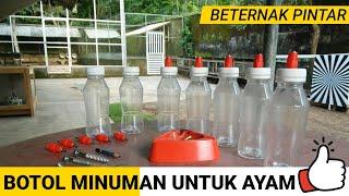NIPPLE DRINKER Tempat Minum Ayam Sehat dan Bersih Selalu.