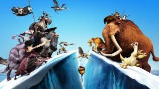 видео Смотреть мультфильм Ледниковый период: Гигантское Рождество онлайн в хорошем качестве 720p