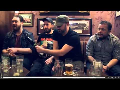 {August Walk TV Debut} Drinking in Cobh